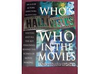 Halliwells' Who's Who in the Movies 1999 paperback edition