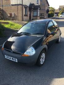 Ford KA one Repair or Spares 2owners low miles
