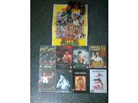 bruce lee 8 dvd collection with poster