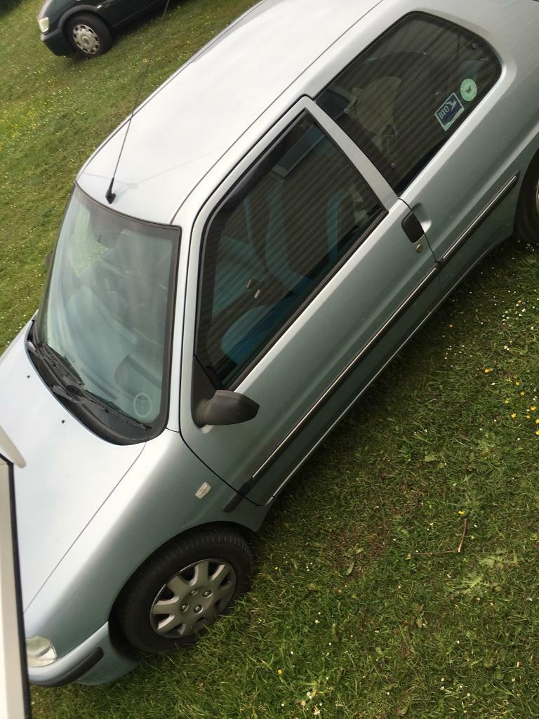 peugeot 106 open to offers | in wingate, county durham | gumtree