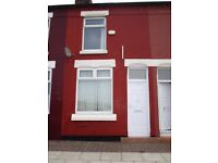Grafton Street Dingle L8 - Lovely 2 Bed Mid Terraced House - River Mersey Views opposite £500 Pcm