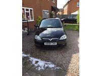 Vauxhall corsa 1.3 cdti £30 road tax