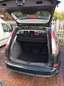 Ford focus c-max ghia 2l diesel