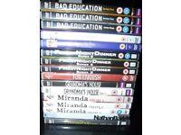 16 COMEDY DVDs, comedy series, TV shows