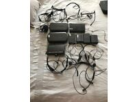Shure bundle of microphones, headsets, receivers, transmitters over £1k retail value