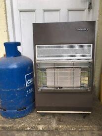 Calor gas heater - super ser