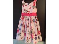 Girls Next dress age 7 £8