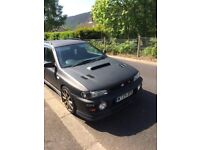 Subaru Impreza wagon 2l turbo uk model 310bhp *PLEASE READ FULL DESCRIPTION *