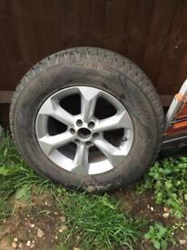 Brand new Nissan navara wheel