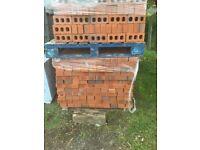 Ibstock Bricks, approx 3500 of them, Unused