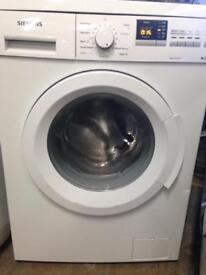 Siemens iq100 washing machine