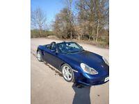 Bargain Porsche Boxter 986