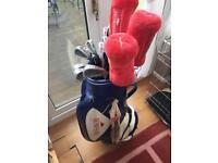 Wilson John Daley Golf Clubs