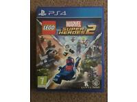 Lego marvel superheroes ps4 game mint
