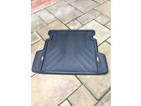 BMW 3 series boot liner