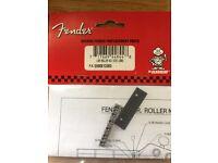 Genuine unused Fender LSR Roller Nut. Still sealed.