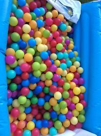 Softplay balls