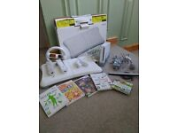 Nintendo Wii bundle with Wii fit balance board