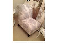 DFS Concerto chair, immaculate condition.