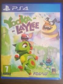 Yooka Layzlee PS4