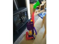 Dyson toy vacuum cleaner / Hoover