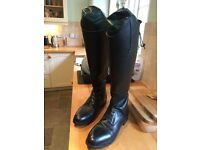 Men's Mountain Horse Venice long riding boots