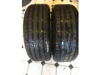 Tyre for sale 225/45/18 runflat