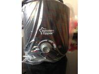 Tommie Tippee bottle warmer