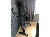 Exercise Bike For Sale - Roger Black Gold Magnetic - Brand New Never Been Used.