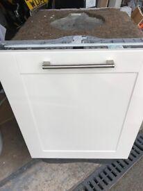 Siemens Integrated Dishwasher, has error code, Free