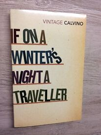 If On A Winter's Night A Traveller (paperback, good condition)