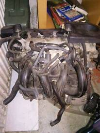 Yaris 1.3 engine