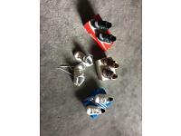 4x toddler trainers nike adidas clarks
