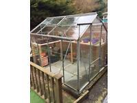 8x6 greenhouse.