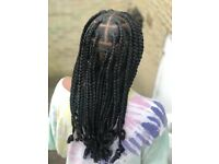 Afro Caribbean Hair Dresser