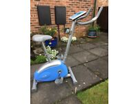 Kirsty Exercise Bike in good working order low mileage