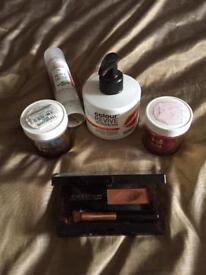Selection of Hair colouring products