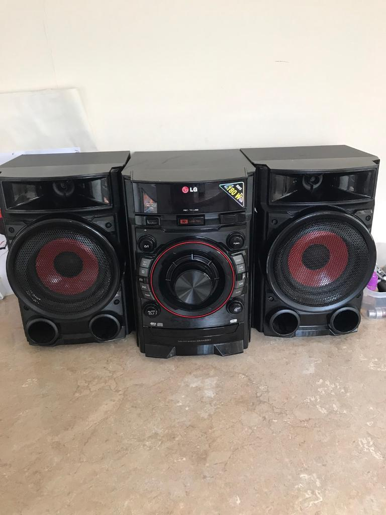 Bose Car Stereo >> Lg stereo system | in Rotherham, South Yorkshire | Gumtree