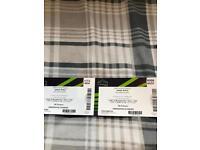 James Arthur Tickets X 2