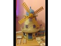 Sylvanian families large Field view mill