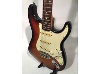 Fender Stratocaster MIJ '62 Reissue Sunburst 1993 Fuji Factory