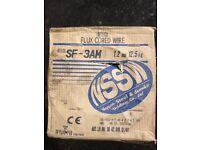 Welding wire flux cored wire sf-3am 1.2mm 12.5kg