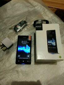 Sony Xperia J ***UNLOCKED BOXED & NEW