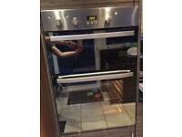 Hotpoint electric double oven