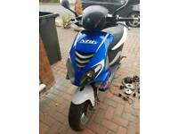 Piaggio NRG 50cc