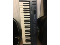 Oxygen 49 MIDI Keyboard with Sustain Pedal and USB
