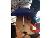 Pushchair, pram umbrella sun shade .