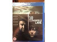 10 Cloverfield Lane Blu-ray BRAND NEW