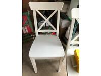 X4 kitchen chairs