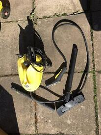 Karcher SC steam cleaner
